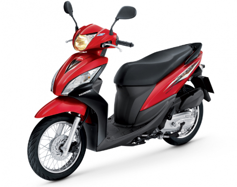 Скутер Honda Spacy I