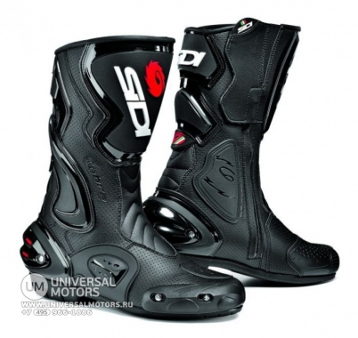 Мотоботы  SIDI COBRA AIR BLACK